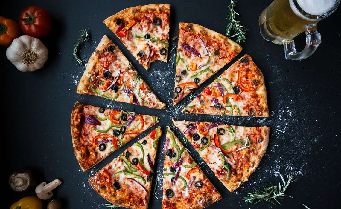 Restaurant Hotel: pizza yes or no