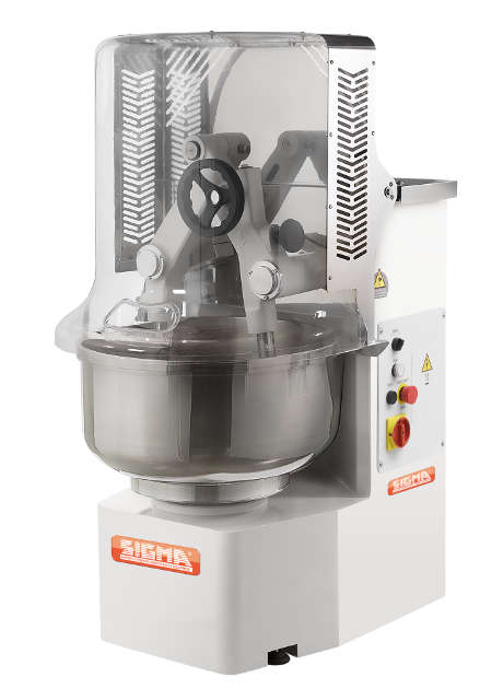 twin arms mixers sigma srl bakery catery pastry pizza equipment