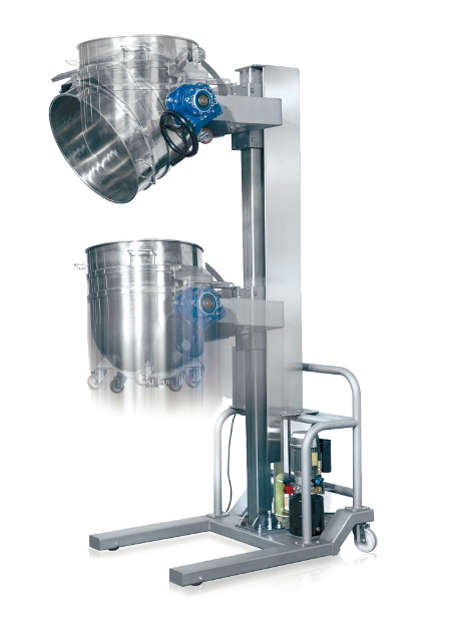 Planetary mixer lifters | Sigma Srl | Bakery, Catery, Pastry